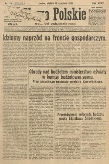 Słowo Polskie. 1931, nr15
