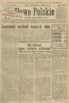 Słowo Polskie. 1931, nr39