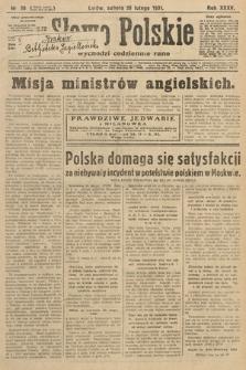 Słowo Polskie. 1931, nr58