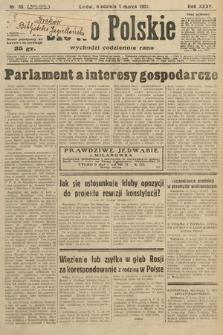 Słowo Polskie. 1931, nr59