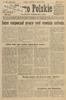 Słowo Polskie. 1931, nr63