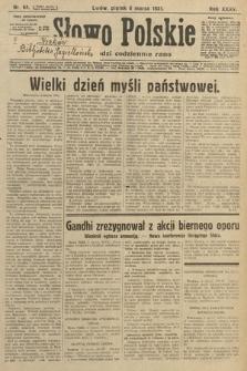 Słowo Polskie. 1931, nr64
