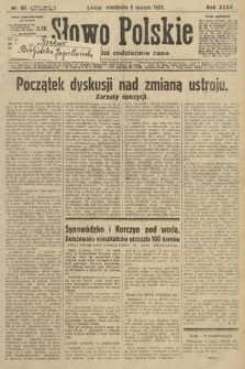 Słowo Polskie. 1931, nr66