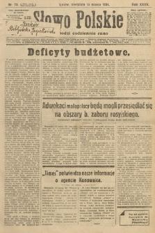Słowo Polskie. 1931, nr73