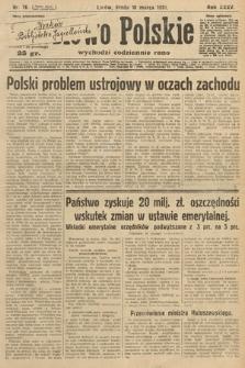 Słowo Polskie. 1931, nr76