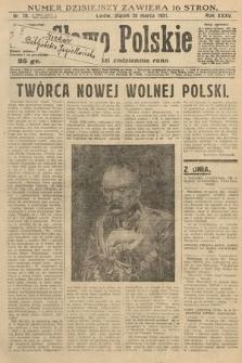 Słowo Polskie. 1931, nr78