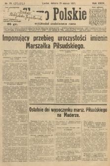 Słowo Polskie. 1931, nr79
