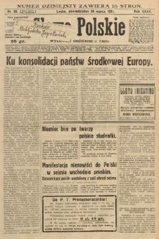 Słowo Polskie. 1931, nr88