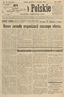 Słowo Polskie. 1931, nr91
