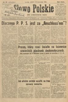Słowo Polskie. 1931, nr97