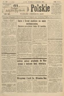 Słowo Polskie. 1931, nr108