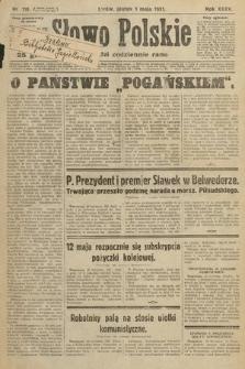 Słowo Polskie. 1931, nr118