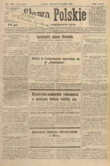 Słowo Polskie. 1931, nr129