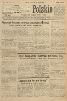 Słowo Polskie. 1931, nr133