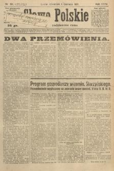 Słowo Polskie. 1931, nr151