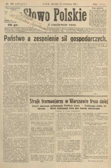 Słowo Polskie. 1931, nr159