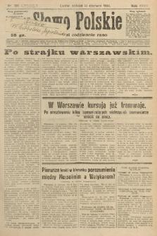 Słowo Polskie. 1931, nr160