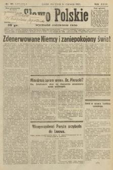 Słowo Polskie. 1931, nr161