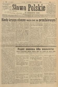 Słowo Polskie. 1931, nr165