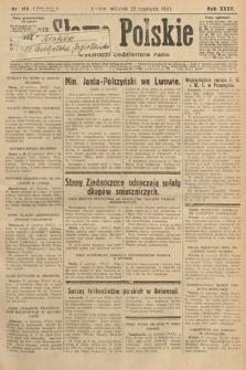 Słowo Polskie. 1931, nr170