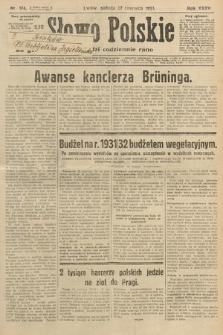 Słowo Polskie. 1931, nr174