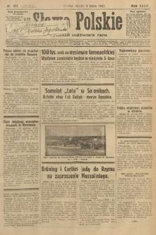 Słowo Polskie. 1931, nr177