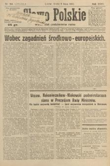 Słowo Polskie. 1931, nr184