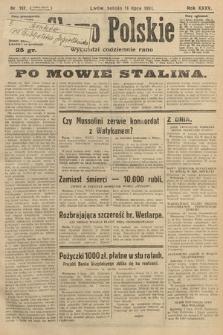 Słowo Polskie. 1931, nr187