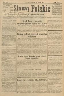 Słowo Polskie. 1931, nr190