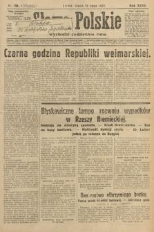 Słowo Polskie. 1931, nr191