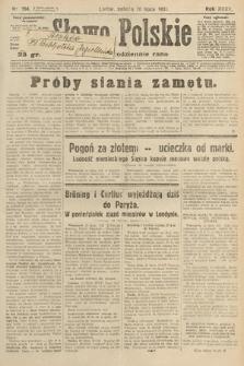 Słowo Polskie. 1931, nr194