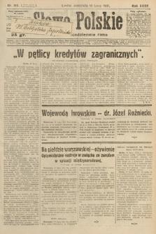 Słowo Polskie. 1931, nr195