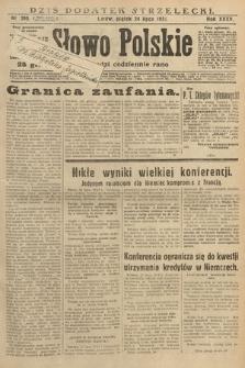 Słowo Polskie. 1931, nr200