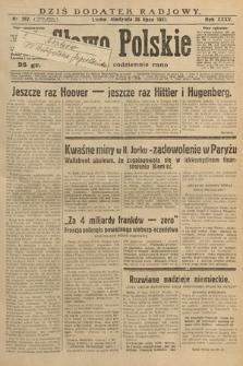 Słowo Polskie. 1931, nr202