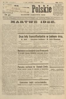 Słowo Polskie. 1931, nr208