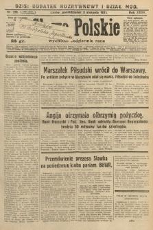 Słowo Polskie. 1931, nr210