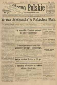 Słowo Polskie. 1931, nr214