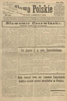Słowo Polskie. 1931, nr215
