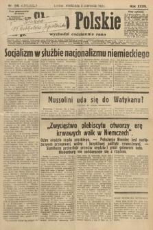 Słowo Polskie. 1931, nr216