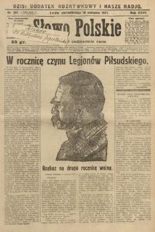 Słowo Polskie. 1931, nr217