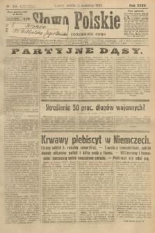 Słowo Polskie. 1931, nr219