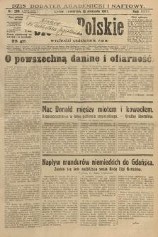 Słowo Polskie. 1931, nr220