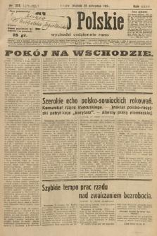 Słowo Polskie. 1931, nr235
