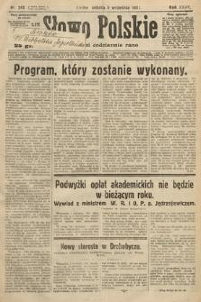 Słowo Polskie. 1931, nr243
