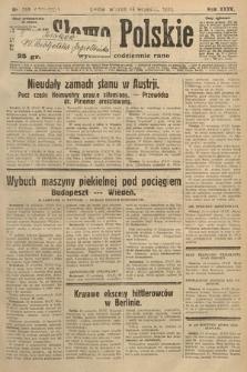 Słowo Polskie. 1931, nr253