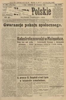 Słowo Polskie. 1931, nr265