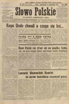 Słowo Polskie. 1931, nr273