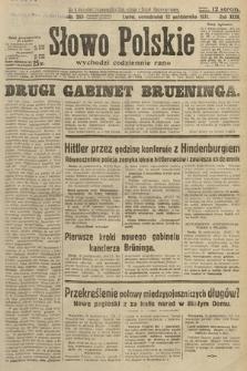 Słowo Polskie. 1931, nr280