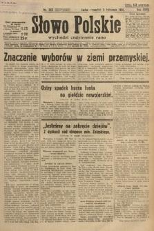 Słowo Polskie. 1931, nr303
