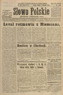 Słowo Polskie. 1931, nr305